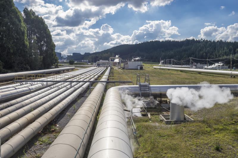 Instalacje wody geotermalnej